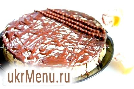 Рецепт торта з вафельних коржів