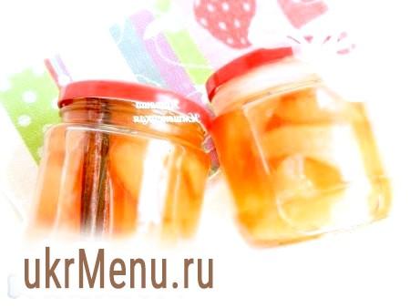 Рецепт варення з груш часточками