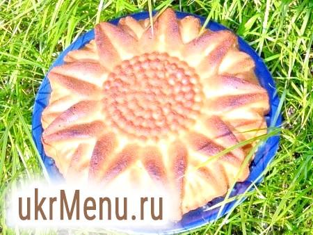 Рецепт смачного сирного кексу