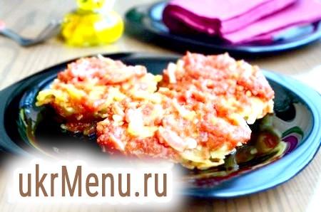 Рецепт смачних дерунів з картоплі
