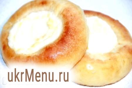 Рецепт смачних ватрушек з сиром