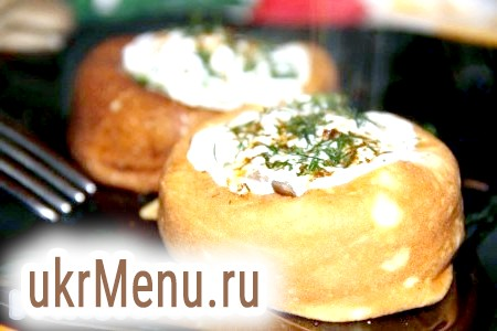 Рецепт закуски з млинців