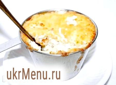 Рецепт жульєну з куркою