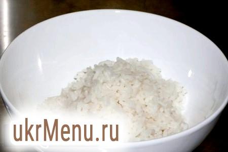 Рис «гохан» (японський варений рис)