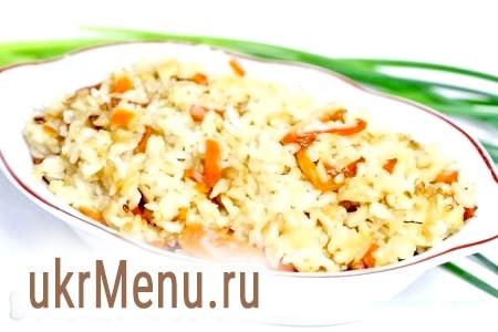 Рис в мультиварці