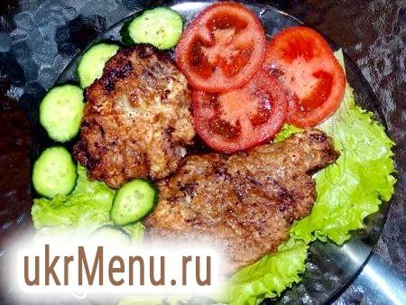 Фото - Ромштекс з яловичини