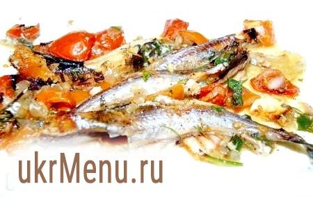 Фото - Риба по-грецьки