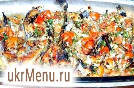 Фото - Через 30 хвилин дістаємо з духовки рибку по-грецьки.