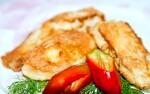 Риба в клярі рецепт як готувати смажену рибу