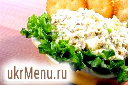 Салат з кальмарів - найсмачніший рецепт до нового 2015