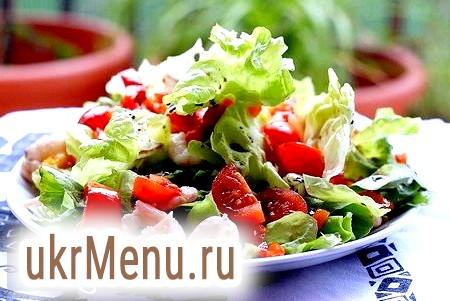 Салат із крабових паличок з огірком: незвичайні рецепти звичайного страви