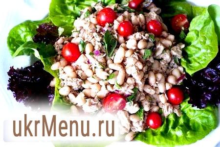 Салат з тріски. особливості приготування