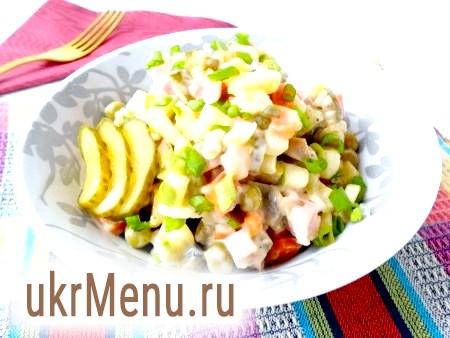 Салат по-російськи
