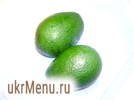 Салати з авокадо