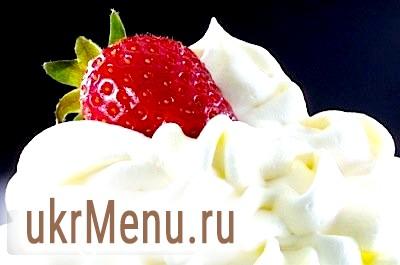Найсмачніший крем для торта з вершків, а також крем із згущеного молока - кращі рецепти