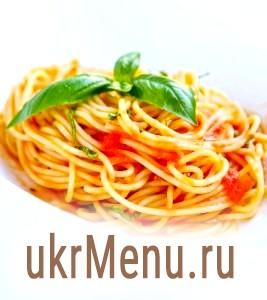 Секрети приготування смачних спагетті