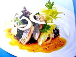 Оселедець - риба для святкового та повсякденного столу