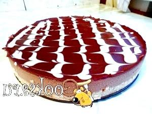 Шоколадний чізкейк без випічки