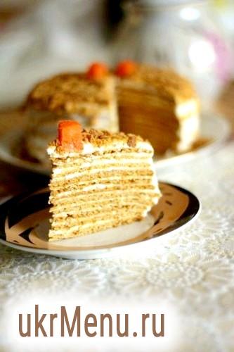 Гарбузовий торт