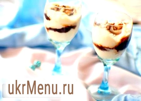 Вершково-шоколадний мус: смачний десерт до дня святого валентина