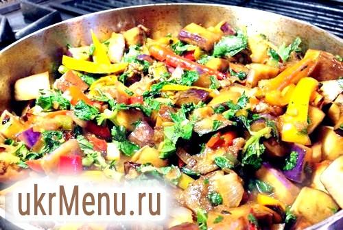 Соте з баклажанів: кулінарний шедевр у вас на кухні