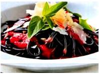 Спагетті з пармезаном. Італія