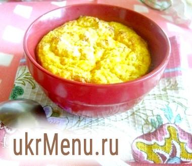 Суфле з пекінської капусти та моркви