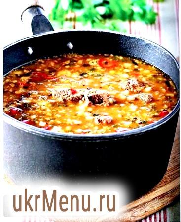 Суп харчо: рецепт багатовікової традиції