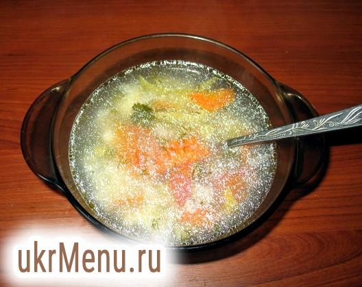 Суп рисовий гострий рецепт на Віва вумен