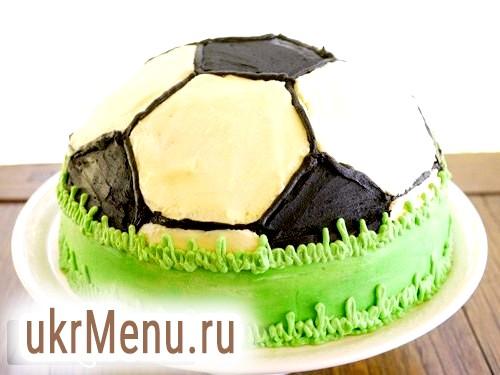 Торт без випічки. рецепт з фото торта «м'ячик»