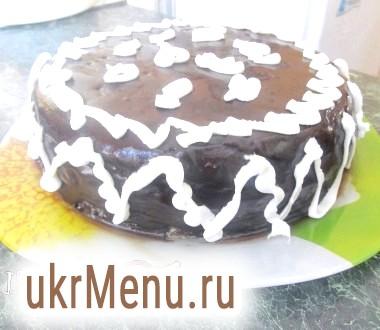 Торт маково-кокосовий