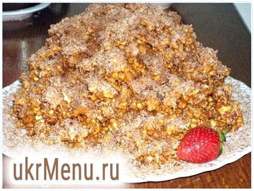 Торт «мурашник»: простенько і зі смаком