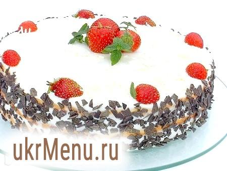Торт «Ніжність»