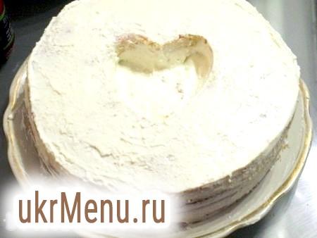 Фото - Ставимо торт