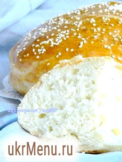 Фото - Нагріваємо духовку до 190-200 градусів і ставимо тісто хвилин на 20-30. Перевіряєте готовність турецького хліба та охолоджуєте.