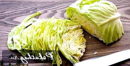 Тушкована капуста: кращі рецепти