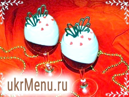 Сирно-полуничний десерт