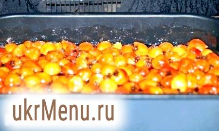 Фото - Потім піна пройде і ягоди стануть прозорими.