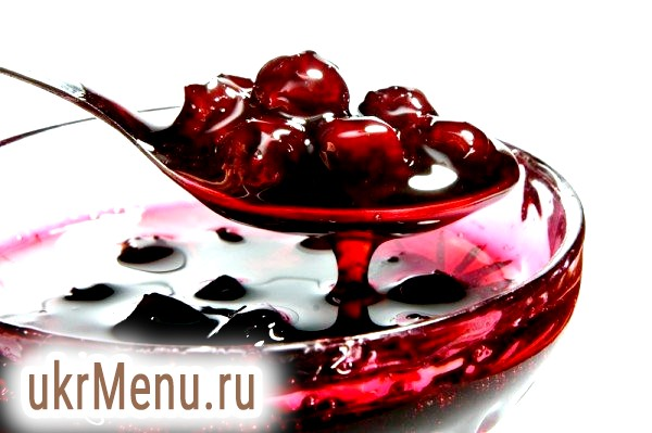 Варення з черешні - найсмачніші рецепти. як правильно варити варення з черешні?