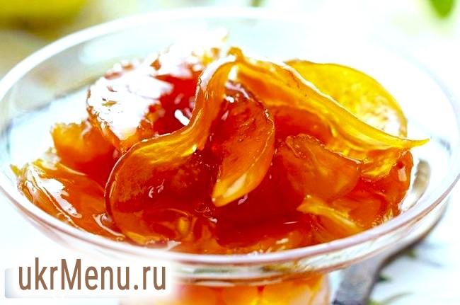 Фото - Варення з груш з апельсином