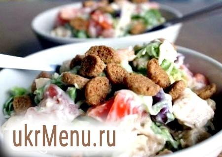 Смачні та прості салати на паску
