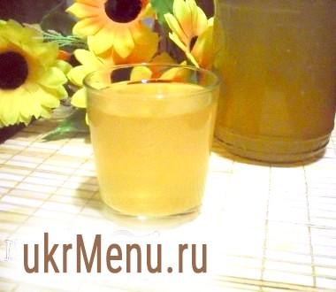 Заготівля яблучного соку без соковижималки