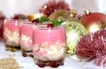 Закуска «Новорічний світанок аля оселедець під шубою» рецепт