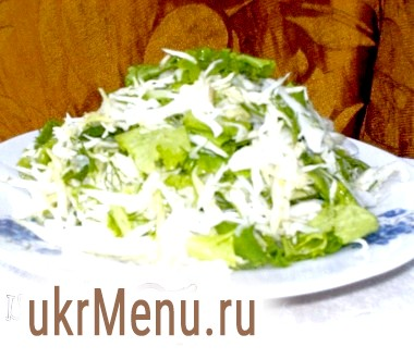 Зелений салат