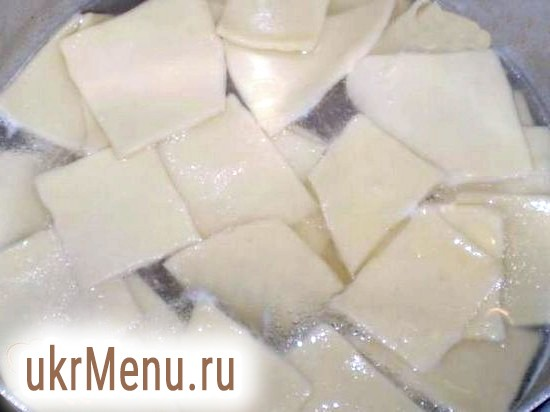 Смажені картопляні галушки