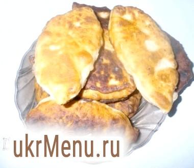 Смажений пиріжки з картоплею