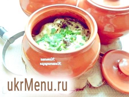Печеня по-київськи
