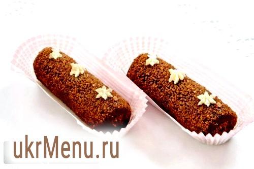 Знаменитий рецепт тістечка
