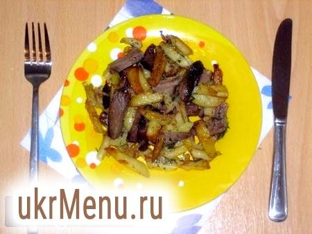Що можна приготувати з картоплі та м'яса: картопля з м'ясом в духовці на швидку руку