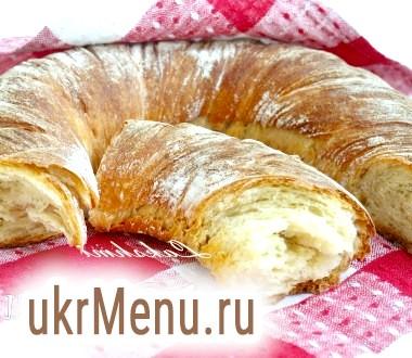 Хліб-бублик Ciambella